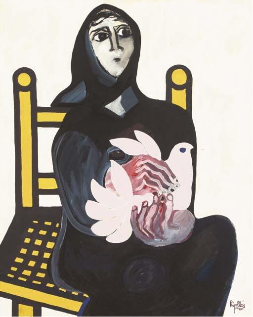 Juan Garcia Ripolles (SPANISH, B. 1932)