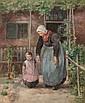 Hendrik Valkenburg (Dutch, 1826-1896), Hendrik Valkenburg, Click for value