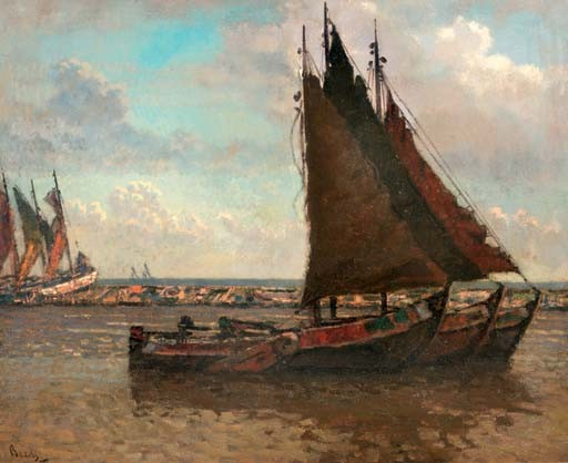 Reinier Sybrand Bakels (Dutch, 1873-1956)