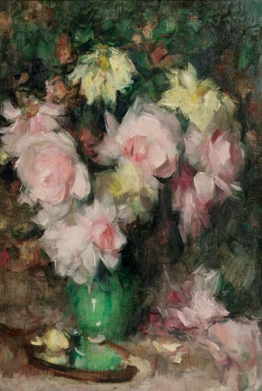 Jean Laudy (BELGIAN, 1877-1956)