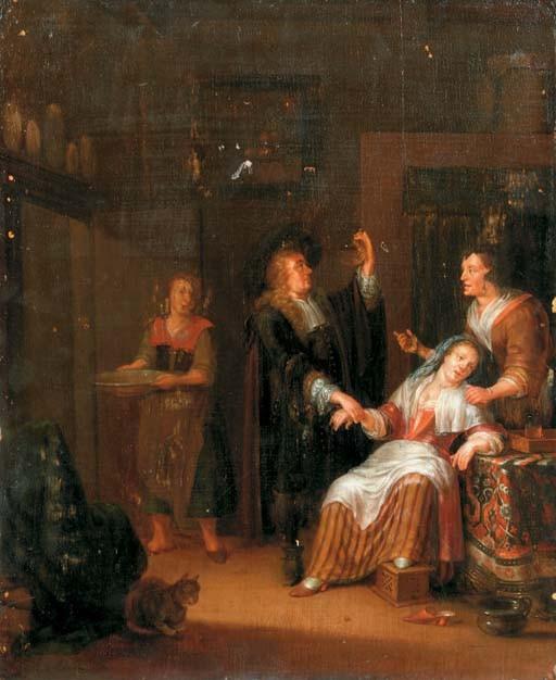 Adriaen Verdoel I (Vlissingen c. 1620-1675)