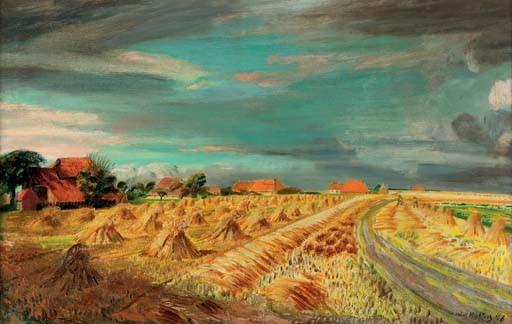 Marius Richters (DUTCH, 1878-1955)