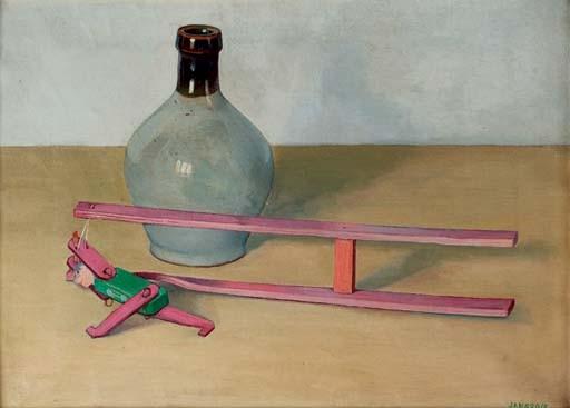Jan Boon (DUTCH, 1882-1975)
