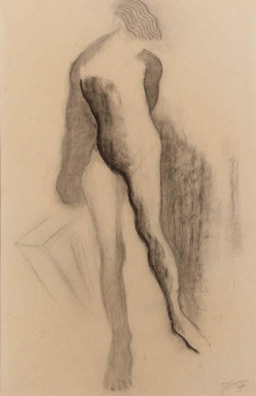 Johann Hendrikus Moesman (DUTCH, 1909-1988)