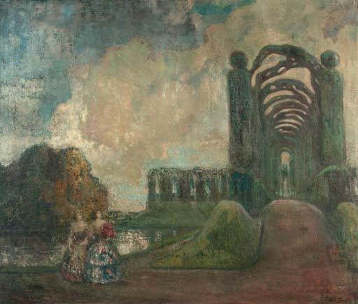 Jan de Graef (BELGIAN, 1877-1952)