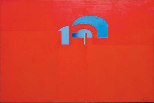 Rouge Bleu et Vert #317