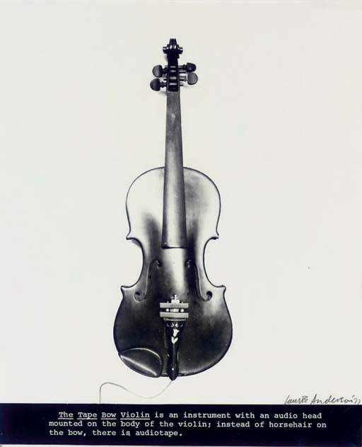 Tape Bow Violin