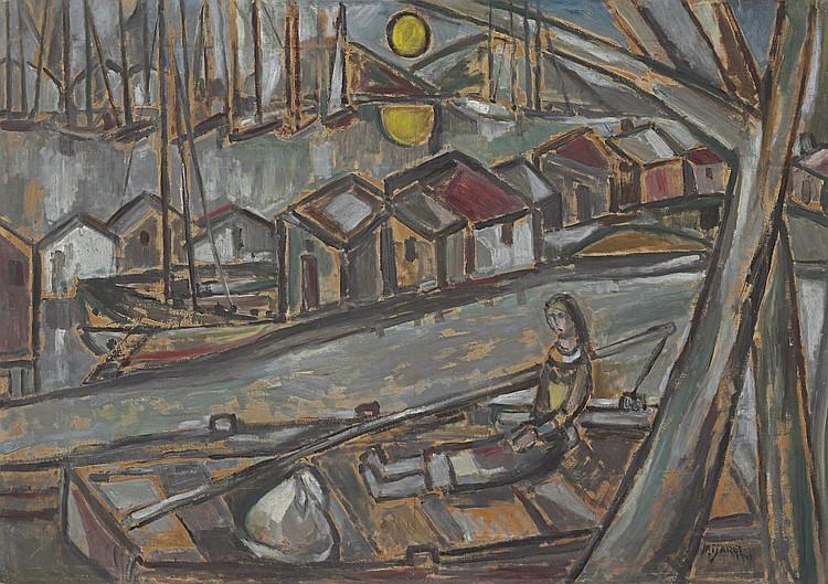 Jose Maria Mijares (Cuban b. 1921)