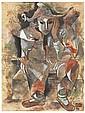 Federico Cantú (Mexican 1908-1989) , Federico Cantu, Click for value
