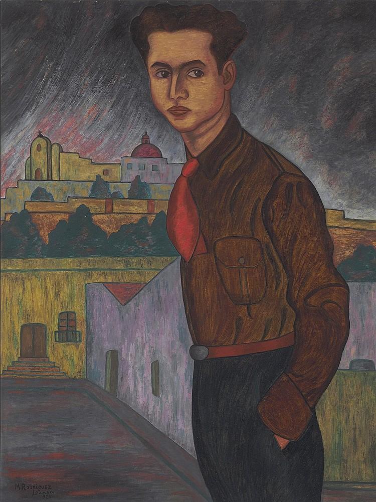 Manuel Rodríguez Lozano (Mexican 1895-1971)