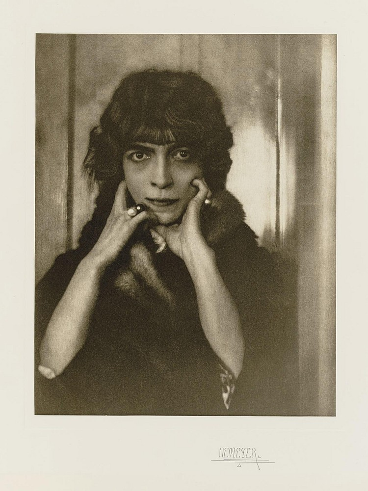 ADOLPH DE MEYER (1868-1946)