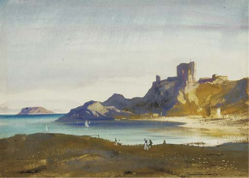 Cecil Arthur Hunt, V.P.R.W.S. (1873-1965)
