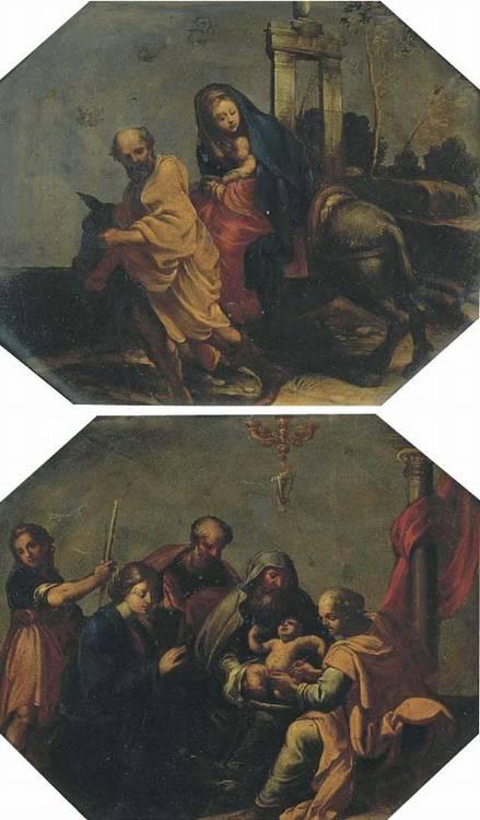 Attribuito a Pasquale Ottino (Verona 1578-1630)