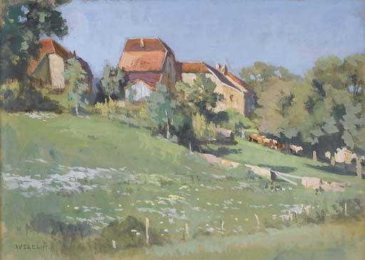Emile wegelin lyon 1875 1962 for Agence paysage lyon
