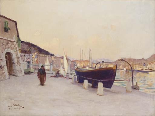 HENRI SAINTIN (PARIS 1846-1899)
