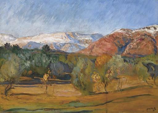 MICHEL SIMONIDY (BUCAREST 1870-1933 PARIS)