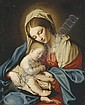 Vierge à l'Enfant , Giovanni Battista Salvi, Click for value