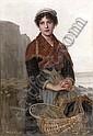Eugénie Marie Salanson (French, fl. 1864-1892)