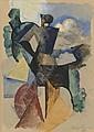Roger de la Fresnaye (1885-1925), Roger