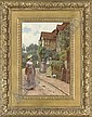 A fond fairwell, Charles Haigh-Wood, Click for value