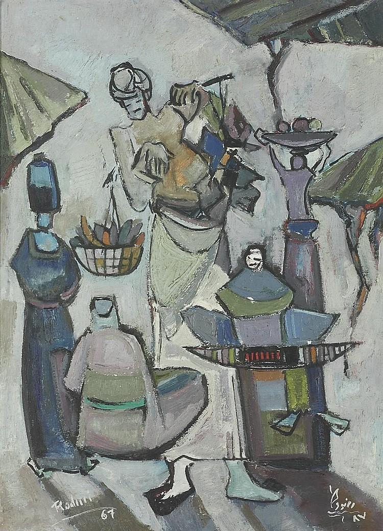 ABDULHALIM RADWI (NE EN 1939, LA MECQUE)