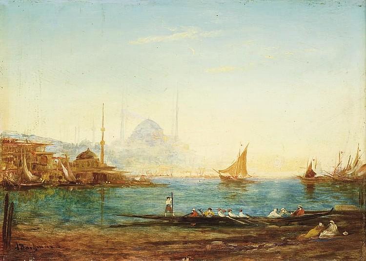 ALFRED AUGUST FELIX BACHMANN (DIRSCHAU 1863 - 1956 AMBACH)