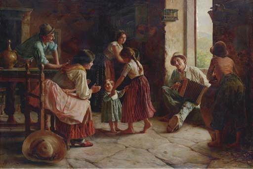 Giuseppe Magni (Italian, 1869-1956)