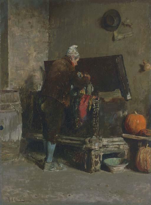 Vincenzo Caprile (Italian, 1856-1936)