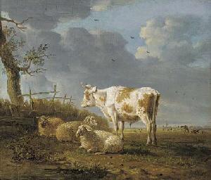 Jan Kobell (Delft 1778-1814 Amsterdam)