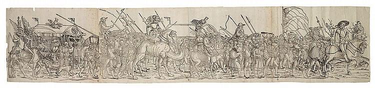 Attributed to Erhard Schön (circa 1491-1542)