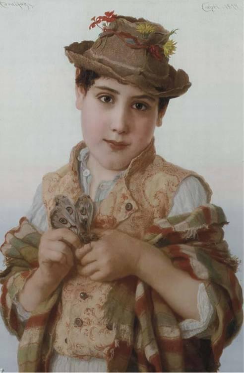 Adriano Bonifazi (Italian, fl. 1875-1878)