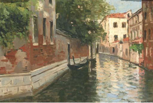 Charles Houben (Belgian, 1871-1931)