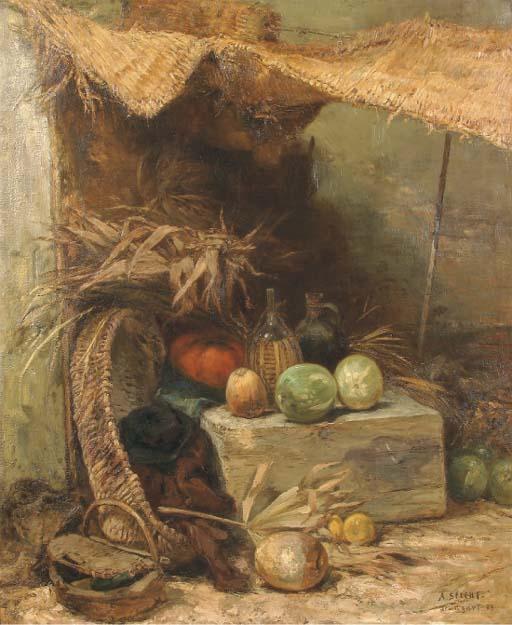 August Specht (German, b. 1849)