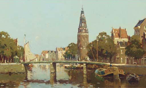 Evert Jan Ligtelijn (Dutch, 1893-1975)