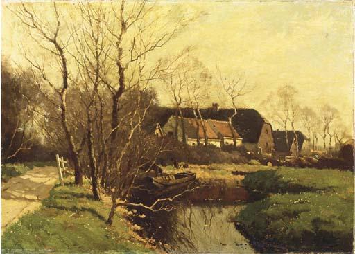 Arend Jan van Driesten (Dutch, 1878-1969)