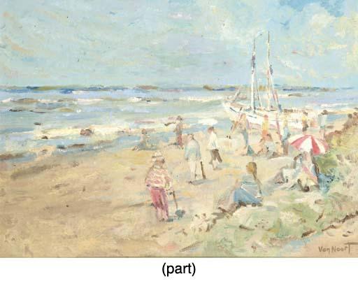 Adrianus Cornelis van Noort (Dutch, b. 1914)