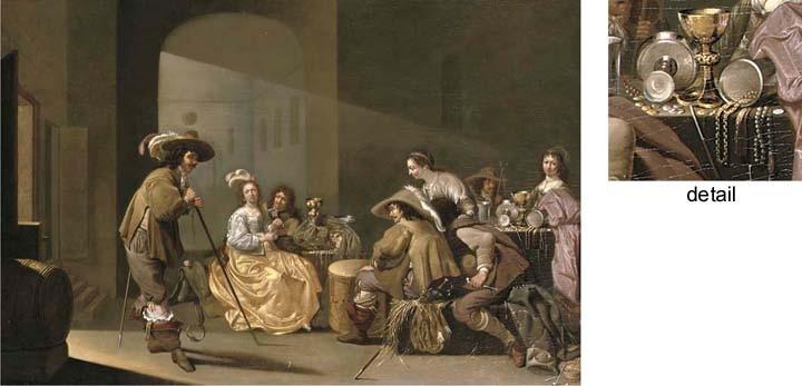 Jacob Duck (Utrecht c. 1600-1667)