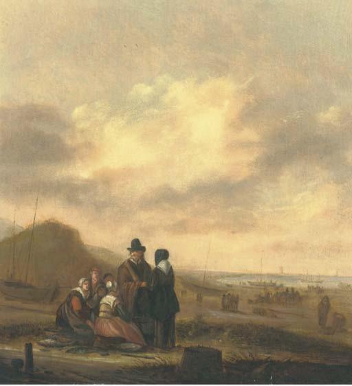 Willem Gillesz. Kool (Haarlem 1608/09-1666)