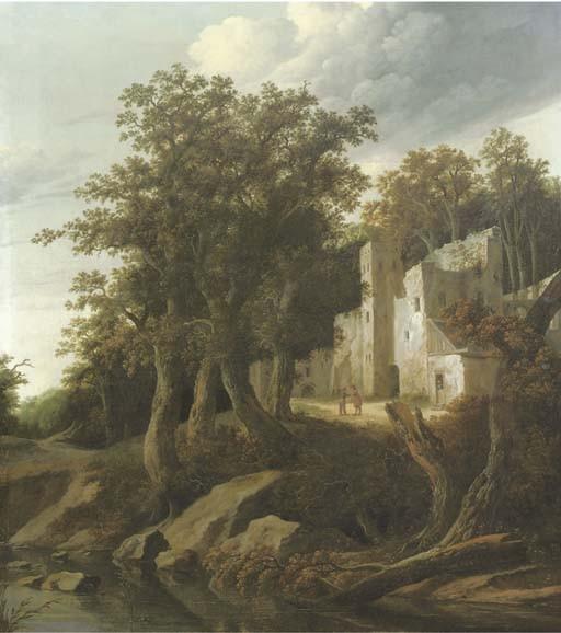 Cornelis Gerritsz. Decker (Haarlem before 1643-1678)