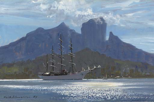 Keith Shackleton (British, b. 1923)
