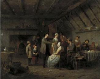Charles Ferdinand Venneman (Belgian, 1802-1875)