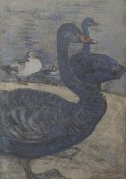 Theodorus van Hoytema (Dutch, 1863-1917)