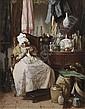 Alexander Hugo Bakker Korff (Dutch, 1824-1882), Alexander Hugo Bakker Korff, Click for value