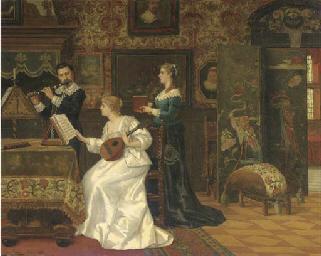 Constant-Aime-Marie Cap (Belgian, 1842-1915)