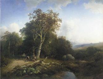 Frederik Hendrik Hendriks (Dutch, 1808-1865)