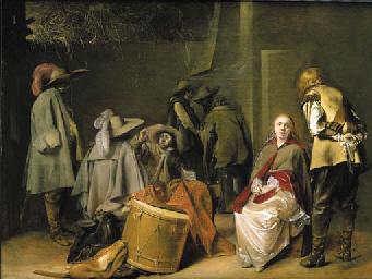 WILLEM CORNELISZ. DUYSTER (Amsterdam 1599-1635)