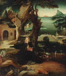 JAN WELLENS DE COCK (Leyden c.1480-c.1527 Antwerp)