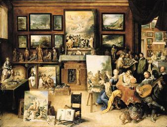 FRANS FRANCKEN II (Antwerp 1581-1642)