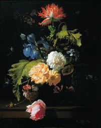 SIMON PIETERSZ. VERELST (The Hague 1644-1710(?)/21 London)
