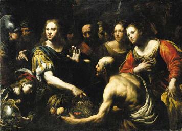 ORAZIO DE FERRARI (Voltri 1605-1657 Genoa)